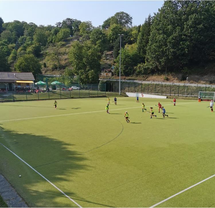 Hockey HCG Gernsbach Spieltag