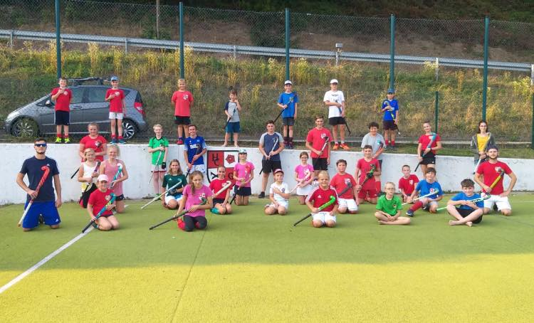 Hockey Trainingslager Gernsbach