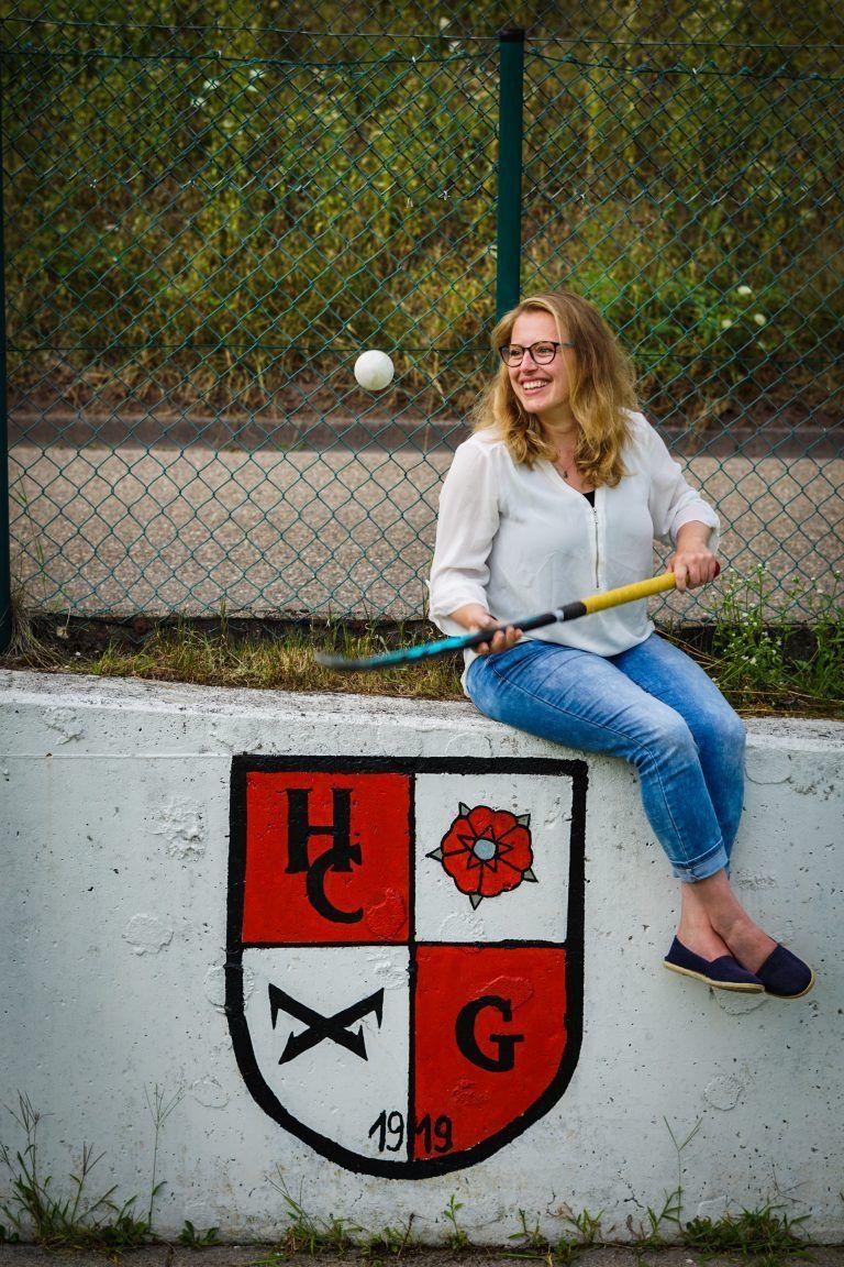 Cynthia Seyfarth Besonderes Hockey Club Gernsbach 1919