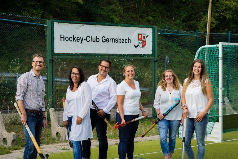 Vorstand Hockey Club Gernsbach 1919