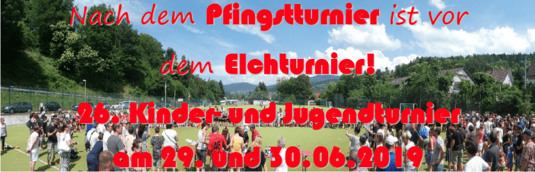 Hockey Elchturnier