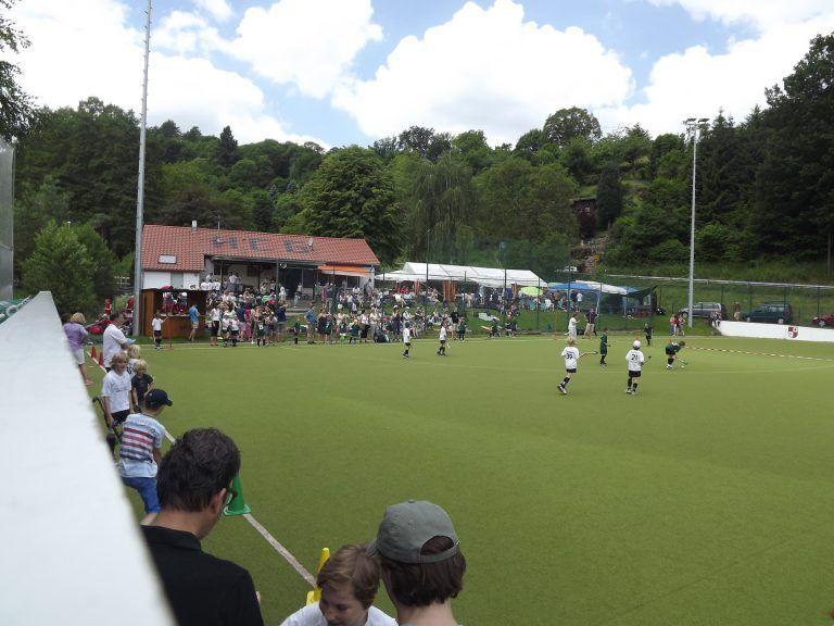 Hockey Elchturnier Clubhaus