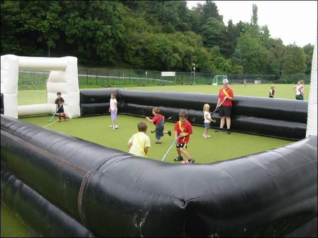 Hockey Ferienprogramm Gernsbach