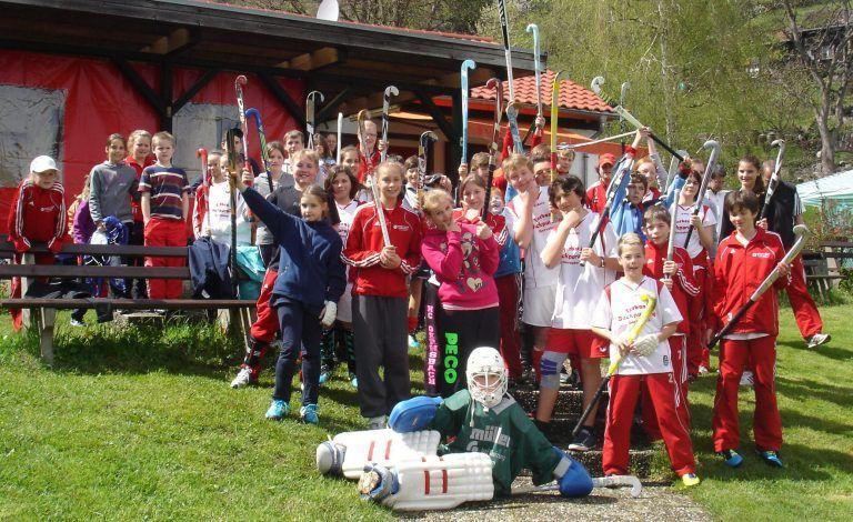 Hockey Ferienlager Gernsbach