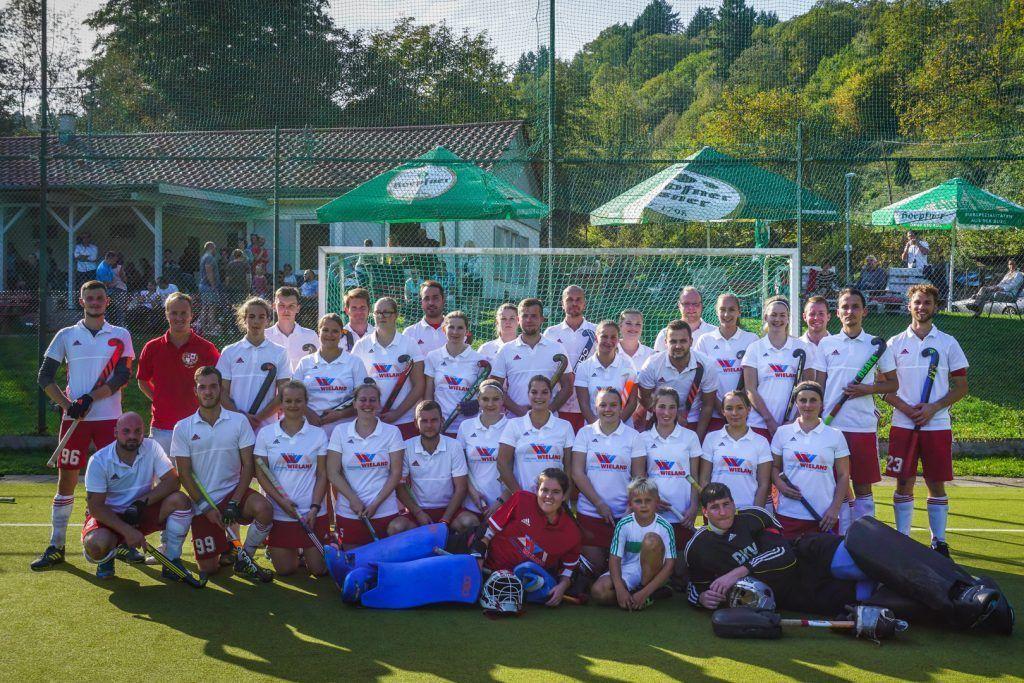 Mannschaft Herren Damen HCG Hockey Club Gernsbach