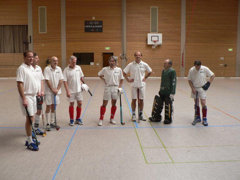 Hockey Halle Gruppenbild