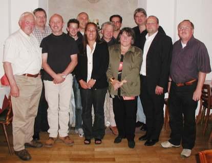 Gruppenbild Förderverien