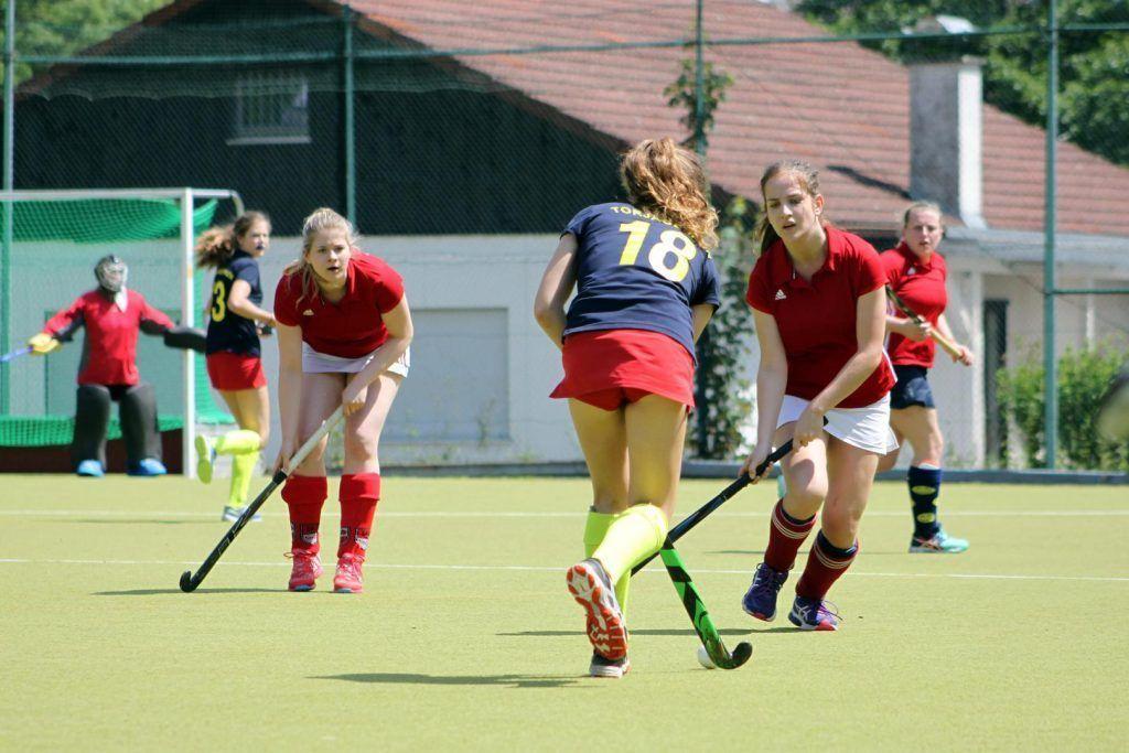 Hockey Pfingsten