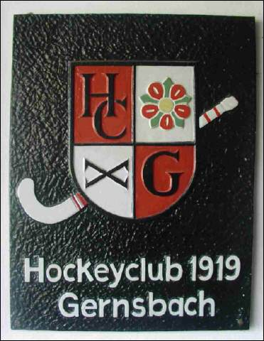 Hockey Wappen HCG